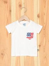 アメリカポケット半袖TEE