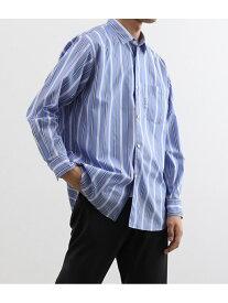 ADAM ET ROPE' オーバーサイズレギュラーカラーシャツ アダムエロペ シャツ/ブラウス【送料無料】