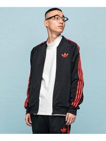 【SALE/50%OFF】adidas Originals トラックジャケット [SST OG Track Jacket] アディダスオリジナルス アディダス スポーツ/水着 ジャージ ブラック【送料無料】