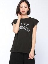 ロゴヴィンテージTシャツ