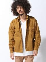 (M)ダンガリーワークBIGシャツ