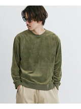 ベロアロングTシャツ