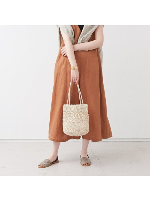 SMALL MACRAMAE bag