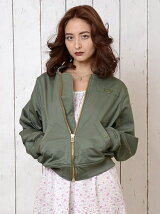 ROSE & DAUGHTERS bomber jacket
