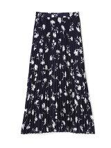 《EDIT COLOGNE》フラワーマキシスカート