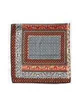 70×70小紋柄スカーフ