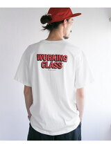 URBAN RESEARCH iD iD×THE WORKING CLASS T-SHIRTS