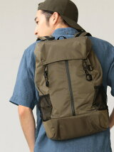 ★★【WEB限定】BC FLAPTOP D/PACK SL フラップバックパック †
