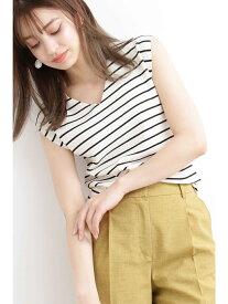 N. Natural Beauty Basic 総針ノースリーブニット エヌ ナチュラルビューティーベーシック* ニット【送料無料】