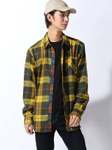 (M)Anderson Flannel L/S Shirt
