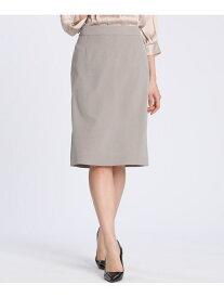 【SALE/60%OFF】CLEAR IMPRESSION 《洗えるセットアップ》ベーシックタイトスカート クリアインプレッション スカート タイトスカート ベージュ ネイビー