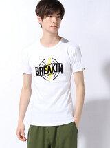 タイトフィット半袖T(BREAKIN