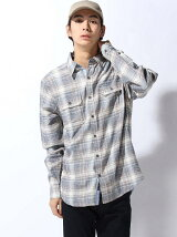 (M)Jasper Flannel L/S Shirt