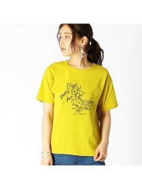 COMME CA ISM グラフィカルTシャツ コムサイズム カットソー
