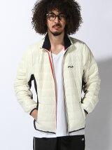 (M)ダウン スタンドジャケット