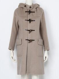 【SALE/20%OFF】beautiful people pile melton A-Lineduffel coat ビューティフル ピープル コート/ジャケット【RBA_S】【RBA_E】【送料無料】