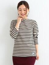 ORCIVAL × ビーミング by ビームス / 別注 ボーダーバスクシャツ BEAMS