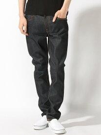 【SALE/30%OFF】nudie jeans nudie jeans/(M)Lean Dean_スリムジーンズ ヌーディージーンズ / フランクリンアンドマーシャル パンツ/ジーンズ ストレートジーンズ ネイビー【送料無料】