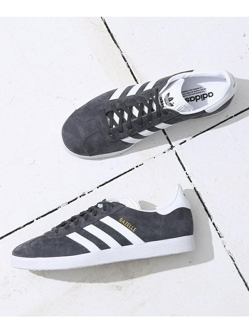 【SALE/40%OFF】adidas GAZELLE ナノユニバース シューズ【RBA_S】【RBA_E】【送料無料】