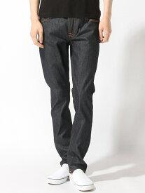 【SALE/30%OFF】nudie jeans nudie jeans/(M)Grim Tim_スリムジーンズ ヌーディージーンズ / フランクリンアンドマーシャル パンツ/ジーンズ ストレートジーンズ ネイビー【送料無料】