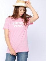 CRACK THINK PINK T