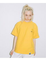 X-girl × Champion REVERSE WEAVE® S/S POCKET TEE