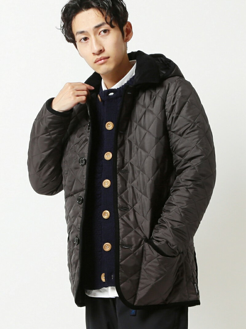 BEAMS MEN Traditional Weatherwear × BEAMS / 別注 WAVERLY ビームス メン【送料無料】
