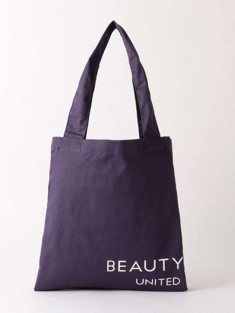BEAUTY & YOUTH UNITED ARROWS BY パーテーション ロゴトートバッグ ビューティ&ユース ユナイテッドアローズ バッグ