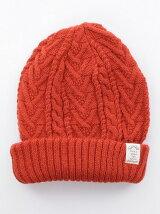 リブ編み2wayニット帽