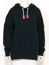 80S LOGO HOODED SWEA