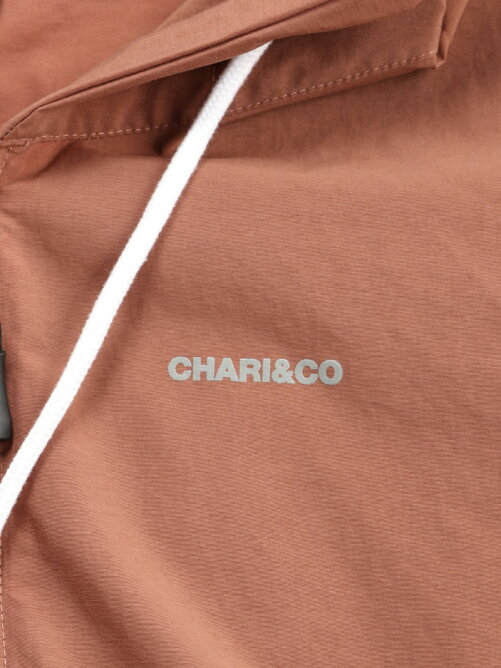 CHARI&CO / Zip Up Nylon Jacket