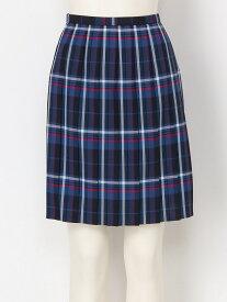 EASTBOY School/【夏用】タータンチェックスカート48cm イーストボーイ スカート【送料無料】