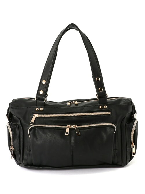 MINI-BOSTON 2WAY HAND BAG