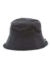 【SALE/37%OFF】WEGO WEGO/(L)フリンジバケットハット ウィゴー 帽子/ヘア小物 ハット ブラック ブラウン ベージュ ホワイト
