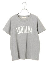 INDIANAロゴTシャツ