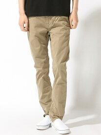 【SALE/40%OFF】nudie jeans nudie jeans/(M)Slim Adam_スリムチノ ヌーディージーンズ / フランクリンアンドマーシャル パンツ/ジーンズ チノパンツ ベージュ【送料無料】