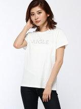 (W)吸水速乾 ロゴTシャツ