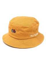 FRUIT OF THE LOOM/(U)FTL LOGO EMB BUCKET HAT