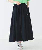 GRAMICCI / 別注 ギャバ ロング スカート