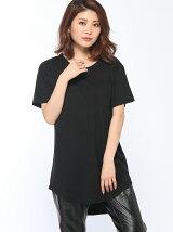 【EMMA NOVEMBER】ロング スクープ Tシャツ