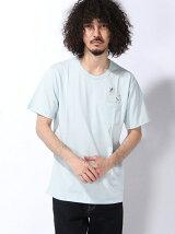 刺繍ポケTEE(トラベリング