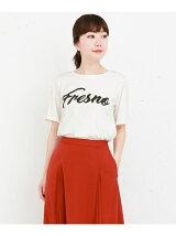 KBF+ ロゴプリントTシャツ