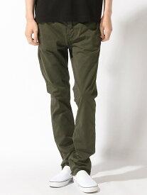 【SALE/40%OFF】nudie jeans nudie jeans/(M)Slim Adam_スリムチノ ヌーディージーンズ / フランクリンアンドマーシャル パンツ/ジーンズ チノパンツ カーキ【送料無料】