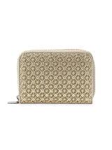 GIRASOLE(ジラソーレ)ファスナー式二つ折り財布〈Piu〉