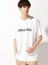 Rough logo Tシャツ
