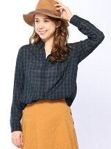 Lugnoncure/チェックレギュラーシャツ