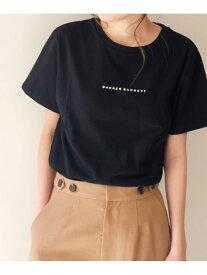 BANNER BARRETT BANNER T/S バナーバレット カットソー Tシャツ ブラック ブラウン ホワイト【送料無料】