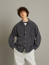 <Steven Alan> RA/PE TRIPLE-STICH CAMP COLLAR SHIRT/シャツ