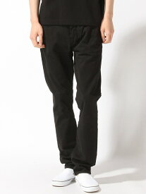【SALE/30%OFF】nudie jeans nudie jeans/(M)Slim Adam_スリムチノ ヌーディージーンズ / フランクリンアンドマーシャル パンツ/ジーンズ チノパンツ ブラック【送料無料】