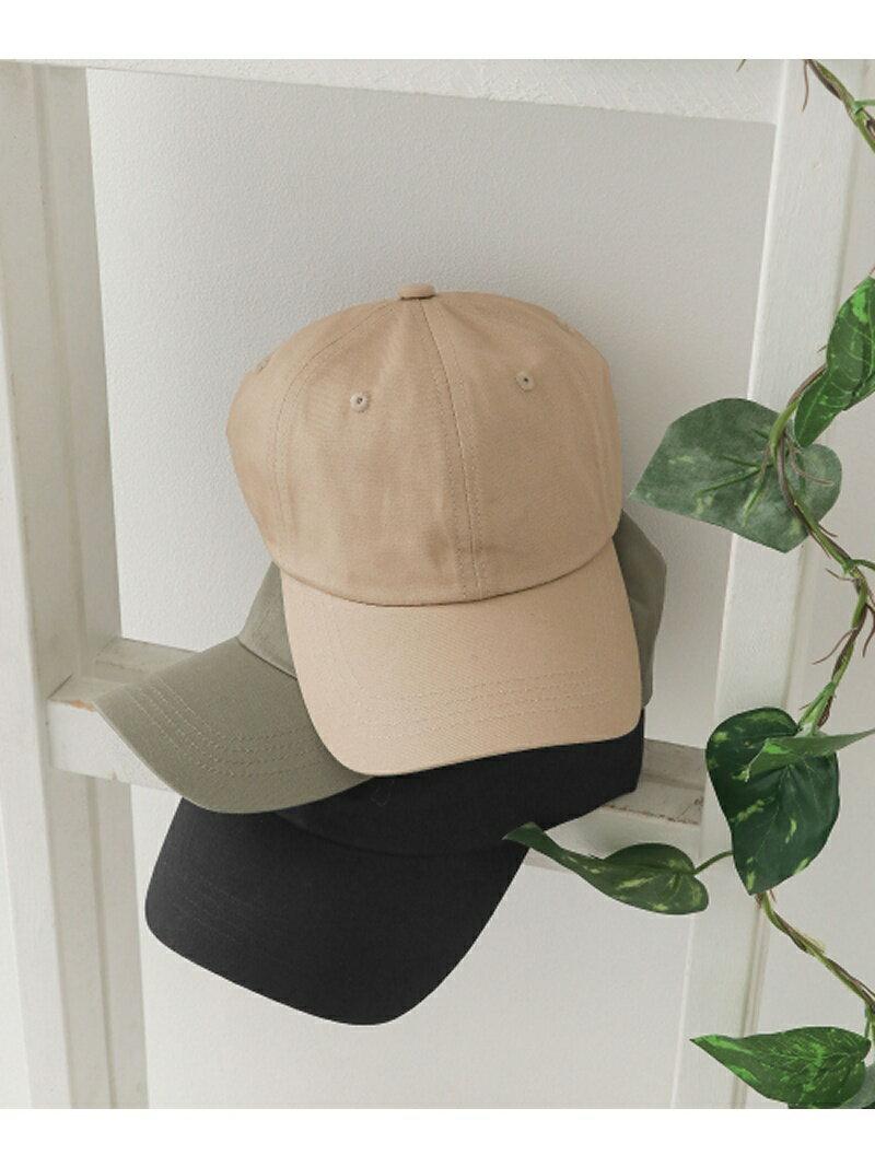 DOORS ツイルキャップ アーバンリサーチドアーズ 帽子/ヘア小物